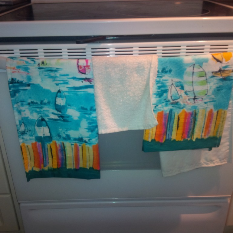 My Handmade Hand Towels