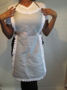 Just Sold: Sexy Apron for Culinary Goddess