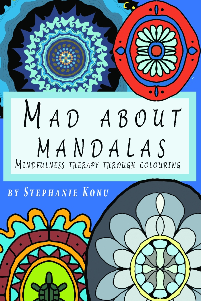 Free ebook Download: Mad About Mandalas by Stephanie Konu